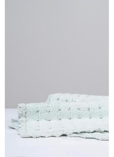 İrya Pamuk Paspas  Garnet 60*90-40*60 Yeşil